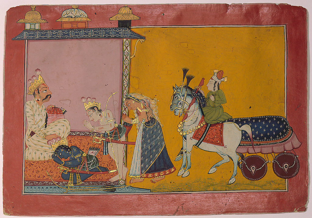 Ramayana - into Exile - San Diego Museum of Art