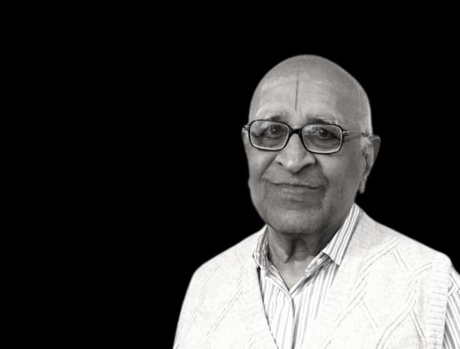 Prof. V Krishnamurthy